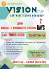 Software Testing Workshop